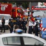 Concluye toma de rehenes en iglesia de Francia, asesinas al sacerdote. https://t.co/TfofCojHzk https://t.co/rPR7AIC1l0