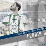 Florin, benvido ao #DÉPOR1617, benvido #ÁNOSAHISTORIA https://t.co/CqAG8nAvOq
