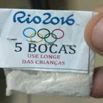 Traficantes da Lapa vendiam cocaína com logotipo da Olimpíada. https://t.co/1zw8S3MYX1 https://t.co/HtsyGr3sMu