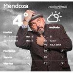 Te dejo la tempe y el pronóstico de @radionihuil https://t.co/iz8KUwvwXo