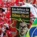 Parte esmagadora da população quer Fora-Temer(68%); 52% novas eleições; 20% prefere Dilma é só 16% quer Temer! Ipsos https://t.co/CxwBMzSDal