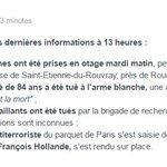 #SaintEtienneDuRouvray > Le point sur les dernières informations à 13 heures https://t.co/ZHECKuAoGF https://t.co/EteVHBYbQK