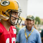 When you realize the 2016 season officially starts TODAY! 😃 #PackersCamp #GoPackGo https://t.co/vCIADy5aij