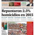 #FelizMartes; revisa la portada de #MilenioDiario: https://t.co/iflM90iU6N https://t.co/HnzAcybude