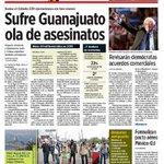 #AlAire Sufre Guanajuato ola de asesinatos: #Reforma - Análisis de #LasPortadas📰 con @Kattislas y @LuisCardenasMx https://t.co/vvrlyO5gNE