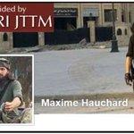 Au moins 4 djihadistes français dont Maxime Hauchard ont fréquenté les mosquées de #SaintEtienneDuRouvray et #Elbeuf https://t.co/8tfpvjaae1