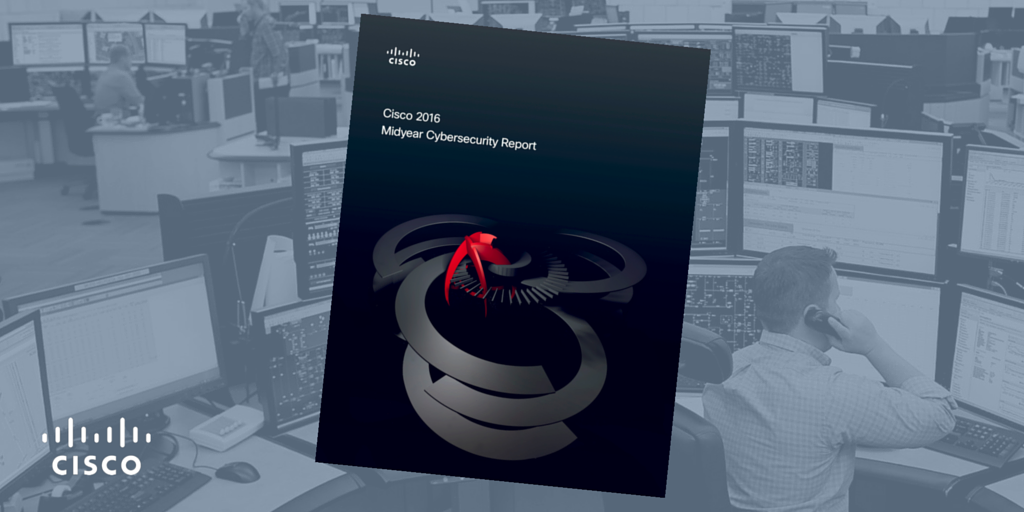 Just released! Get your copy of the 2016 Midyear #Cybersecurity Report >> https://t.co/xTqLUOTXJQ #CiscoMCR https://t.co/WLJ7Lk3XCI