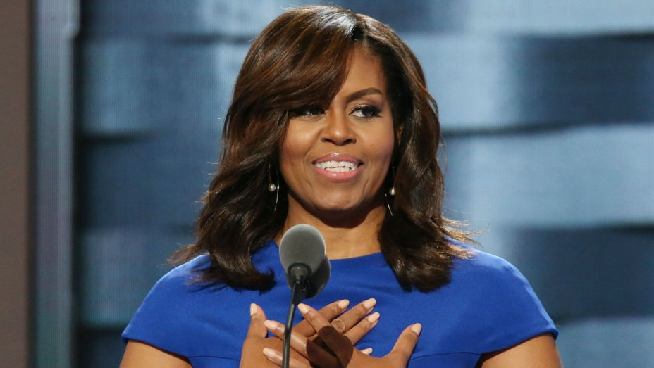 DemsInPhilly: Watch Michelle Obama's rousing speech