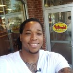 .@kelvinbenjamin stopping by @Bojangles1977 to pick up some biscuits for the squad https://t.co/YzgSeI8c7w