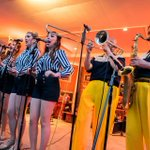 Great pictures of @jiveaces & @ManhattanDolls1 from #JazzonthePantiles earlier this month! https://t.co/9bnN2xf8W0 https://t.co/dirzlfJFET