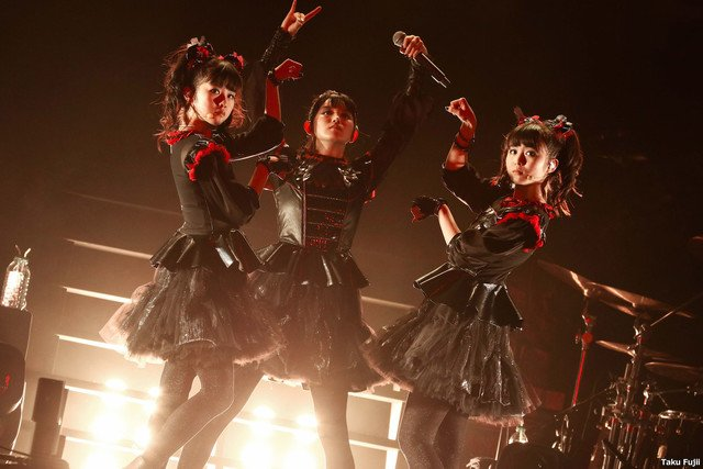BABYMETALウェンブリー公演の熱演をWOWOWで追体験 https;//t.co/7pfJDuaw96 #BABYMETAL https;//t.co/kT...