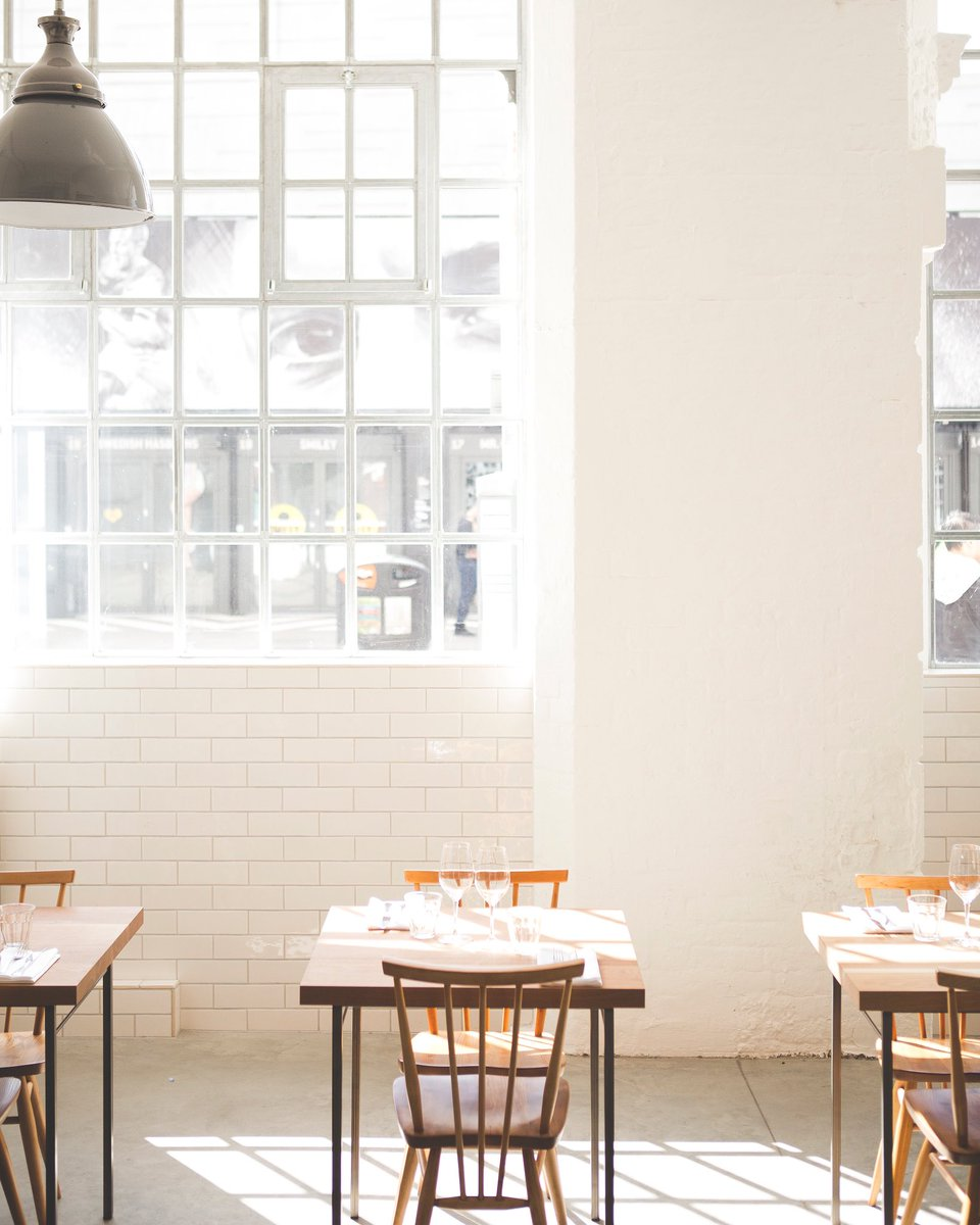 Lyle's London's chicest food
