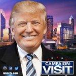WATCH LIVE @realDonaldTrump addresses thousands of veterans at Convention Center https://t.co/hvGuHuPh5s #TrumpInClt https://t.co/2t0Zn6KzsL