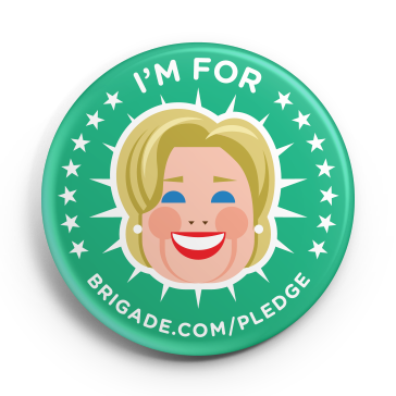 .@HillaryClinton supporter? Pledge your vote & recruit friends: https://t.co/J5CX11Jq9K  #DemsInPhilly #DNCinPHL https://t.co/KhmEOomIgD