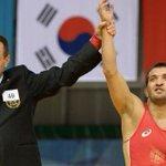 Борец-вольник Курбаналиев: Придется нам за легкоатлетов наших тоже бороться. Будем гасить всех - за золотом едем! https://t.co/MAabsohFof