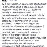 Dans lart de dédouaner lislamisme, limagination est au pouvoir. #SaintEtienneDuRouvray https://t.co/WYNntQQZXf