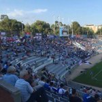 Bristol Rovers fans in Spain tonight for their pre-season friendly with Sabadell https://t.co/JiZjV5hVv7