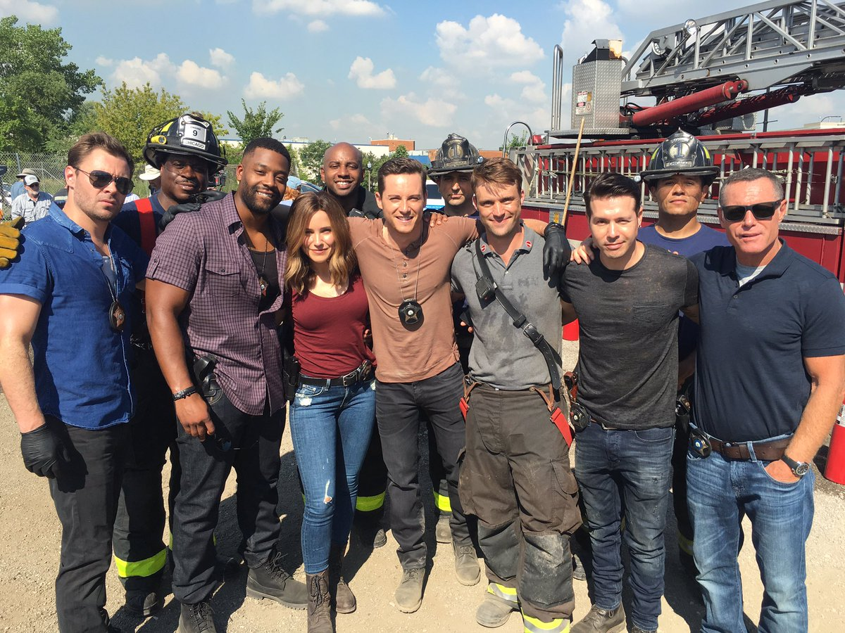 Great working with @NBCChicagoPD  this morning! Thanks team