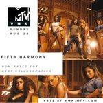 Work From Home ha sido nominado a Mejor Colaboración en los VMAS 2016. #VMAS2016 https://t.co/3wXvQh2Jmj