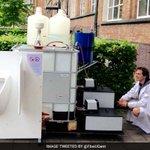 Belgian scientists make novel water from Urine machine https://t.co/ZjJdDa3Fh7 https://t.co/d6VHDsk0kg