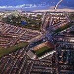 Aerial view of Sunderlands former Roker Park home #SAFC #Sunderland https://t.co/YRVoDXSu1c