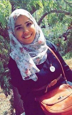 الصورة للفتاة رغد الشوعاني التي أطلق عليها جنود الاحتلال النار على حاجز قلنديا شمال القدس المحتلة مساء اليوم. https://t.co/83lQSGRQbv