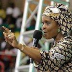 RT for Michelle Obama Like for Grace Mugabe #ThisFlag #FreeLindaNOW https://t.co/FzeTRLHxYU
