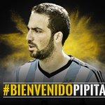 OFICIAL - ¡Gonzalo Higuaín es bianconero! https://t.co/Jf8eYj9FNY https://t.co/uSFtbCVgeW