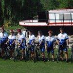 Deuxième arrêt du #Tourcycliste @SPVM : @VilledeLevis! Rendez-vous 11 août vers 15h30 au 1550, Alphonse-Desjardins! https://t.co/v1guZzzvKs
