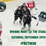 Save the date! Your Riders host @fightingsaints in our 2016-2017 Home Opener Saturday, September 24th! #BeThere https://t.co/GhaIXv3pYW