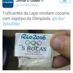 a olimpíada deixando claro que brasileiro pode tá na merda mas ele ainda tá tirando proveito https://t.co/NeijabS5kf