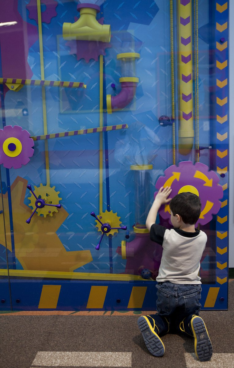 Connect, grow and discover with these family-friendly facilities at DFW: