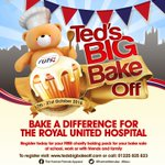 Hundreds of people across Bath, Somerset & Wiltshire have signed up for this years #Tedsbigbakeoff - have you?! https://t.co/hHKmIU8fXS