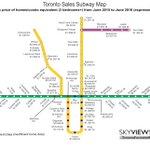 Toronto housing prices by #TTC subway stop. https://t.co/GuKrv9o1XQ