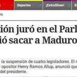 Lamentablemente en nuestro país tenemos una #MUDAsambleaInútil y mentirosa,no podrán con un pueblo patriota,Chavista https://t.co/VbWpDHwgIN
