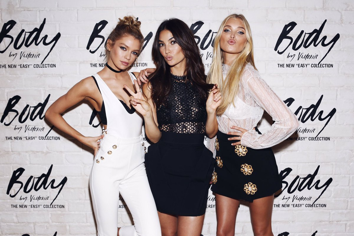 The Angels launching our new collection in NYC! Shop now: https://t.co/ww8HefwFH4  #NewSexyNow https://t.co/8qO2XdsCIQ
