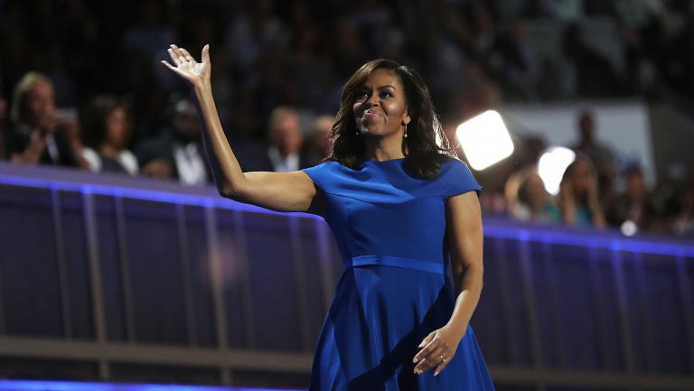TV Ratings: DNC Opener With Michelle Obama Tops RNC Launch
