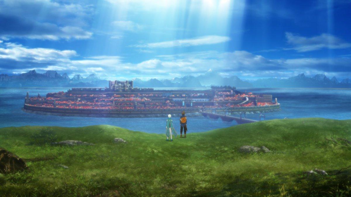 テイルズ オブ ゼスティリア ザ クロス#03 聖剣祭―KBS京都の放映が無事終了。引き続きBS11…