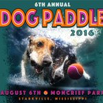 Registration for the Dog Paddle is live! Sign-up before 8/1 to guarantee your t-shirt:  https://t.co/14TKfAMiOA https://t.co/7tuLGtG1c3