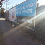 Cualquier filtro podría arruinar el efecto del sol. Hay gente que te quiere ver muy grande, Belgrano. https://t.co/A1Kc2IAnFW