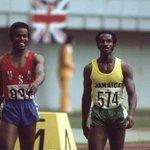 26 juillet 1976 #Athlétisme Homme 200m, Médaille dargent, Millard Hampton USA https://t.co/lzVA9D6fZ0
