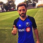 Salut Hernán! Re-bienvenue avec #IMFC Welcome back home @HBernardello5 https://t.co/5SthGLhamt