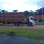 A través del trabajo de .@rangelgomez hoy hicimos entrega de bloques a la comunidad de Maurak en Gran Sabana https://t.co/Xy0duhSW4P