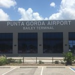 Frontier Airlines will offer direct flights to Philly, Chicago and NJ out of Punta Gorda starting in Oct. @SNNTV https://t.co/FVZxYk76TK
