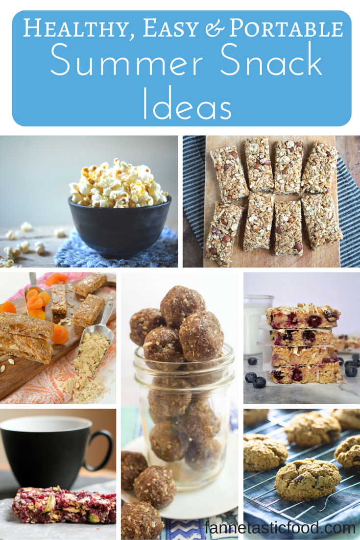 Healthy, easy, real food portable snack ideas for summer! https://t.co/Gka6b5qnoW #fitfluential #rdchat https://t.co/QQPQMCgUeL