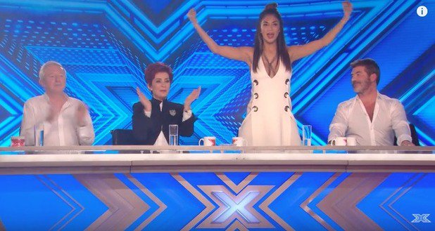 Ooo! Dermot O'Leary has been teasing all NEW X Factor...