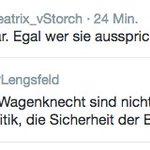 Auweia. Jetzt streiten sich Politiker von @CDU und #AfD, zu wem #Wagenknecht am besten passt. https://t.co/9lzfsSzlfK