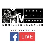 🚨 ONE HOUR UNTIL THE #VMA NOMINATIONS ARE REVEALED ON FB LIVE 🚨 @VMAS https://t.co/0h2pQ3zzwu https://t.co/3k7qS1XfQL