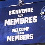 Mercredi dernier, les membres #IMFC ont eu droit à un accès privilégié au Stade Saputo >> https://t.co/IvH0X4EUEU https://t.co/iSz9n4RC6q