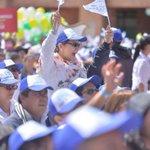 Líderes comunales son la base de la democracia. Posesionamos a 5.000 en Cundinamarca, que serán constructores de paz https://t.co/WktsY63cUy